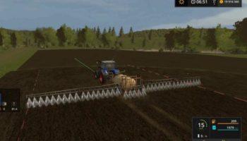 Мод опрыскиватель СП 2002 V1.1 для Farming Simulator 2015