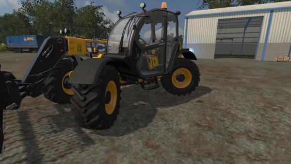 Мод погрузчик JCB536 70 V2.0 для Farming Simulator 2015