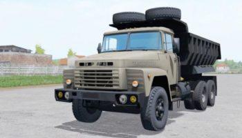 Мод грузовик КРАЗ 251 V1.0 для Farming Simulator 2015