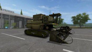 Мод комбайн ДОН-1500B V2.1 для Farming Simulator 2015