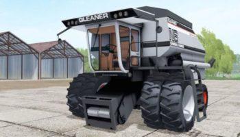 Мод комбайн Gleaner N6 1982 v1.0 для Farming Simulator 2015