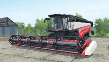 Мод комбайн Ростсельмаш RSM 161 V2.0 для Farming Simulator 2015