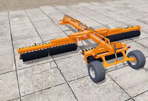 Мод плуг Laumetris TVLL-8 v2.0 для Farming Simulator 2015
