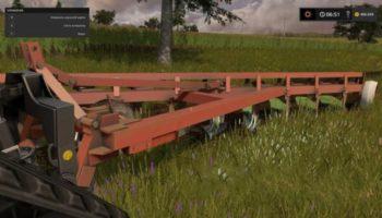 Мод плуг ПЛН 9-35 V1.1 для Farming Simulator 2015
