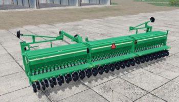 Мод сеялка Great Plains 3S-3000HD v1.0 для Farming Simulator 2015
