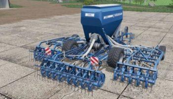 Мод сеялка Kockerling Jockey 600 v1.1 для Farming Simulator 2015