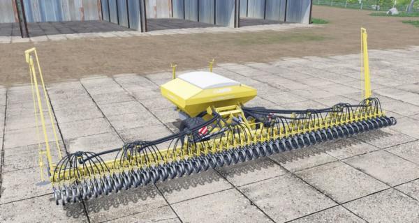 Мод сеялка Lemken Solitair 12 potato planter v1.0 для Farming Simulator 2015