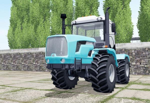 Мод трактор ХТЗ 244К с анимированными элементами v1.0 для Farming Simulator 2015