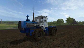 Мод трактор ХТЗ T-150K V1.0.0.1 для Farming Simulator 2015