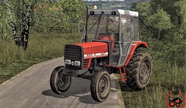 Moд трактор IMT 577 P v1.0 для Farming Simulator 2015