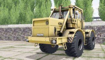 Мод трактор КИРОВЕЦ К-700А МЯГКО – ОРАНЖЕВЫЙ V1.0 для Farming Simulator 2015