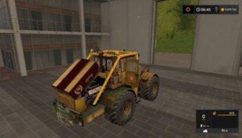 Moд трактор Кировец К700 v1.3 для Farming Simulator 2015