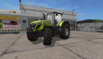 Мод трактор MASSEY FERGUSON 8700S V1.1 для Farming Simulator 2015