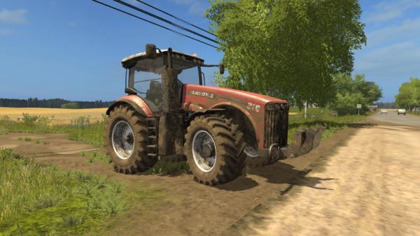 Мод трактор VERSATILE 310 V1.0 для Farming Simulator 2015