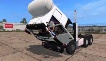 Мод тягач МАЗ 6422 V1.0 для Farming Simulator 2015