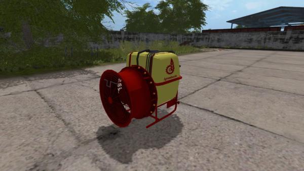 Мод AGROMEHANIKA ATOMIZER AGP 500 V1.0 для Farming Simulator 2015