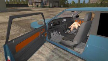 Мод авто ВАЗ 2108 СПУТНИК 1998Г V4.0 для Farming Simulator 2015