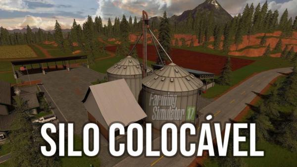 Мод хранилище SILO DLC COLOCAVEL V1.0 для Farming Simulator 2015