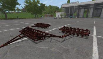 Мод катки ККШ-6 V1.0.0.0 для Farming Simulator 2015