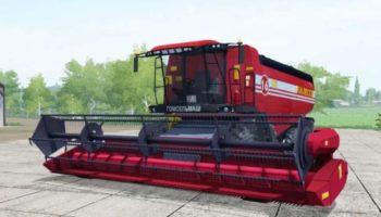 Мод комбайн КЗС 1624-1 V1.0 для Farming Simulator 2015