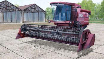Мод комбайн ЛИДА 1300 V1.1 для Farming Simulator 2015