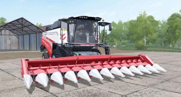 Мод комбайн Ростсельмаш Torum 770 v1.0 для Farming Simulator 2015