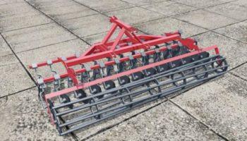 Мод культиватор Metal-Fach U741-1 v1.0 для Farming Simulator 2015