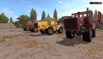 Мод трактор К-700 РАННИЙ ВЫПУСК V1.0.0.1 для Farming Simulator 2015