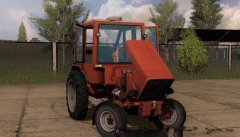 Мод трактор ВЛАДИМИРЕЦ T25A V1.0 для Farming Simulator 2015