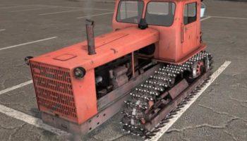 Мод трактор АТЗ Т-4 АЛТАЕЦ V1.0 для Farming Simulator 2015