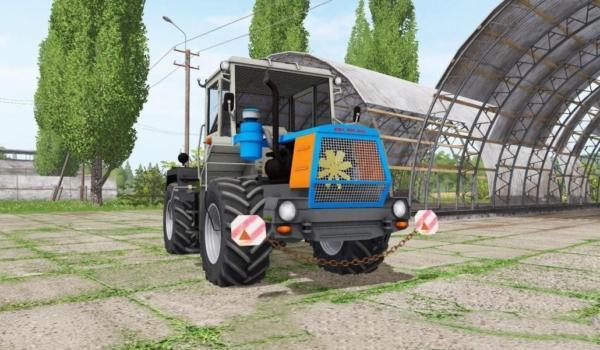 Мод трактор SKODA LIAZ 180 V2.0 для Farming Simulator 2015