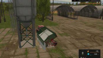 Мод точка продажи удобрений v 1.0 для Farming Simulator 2015