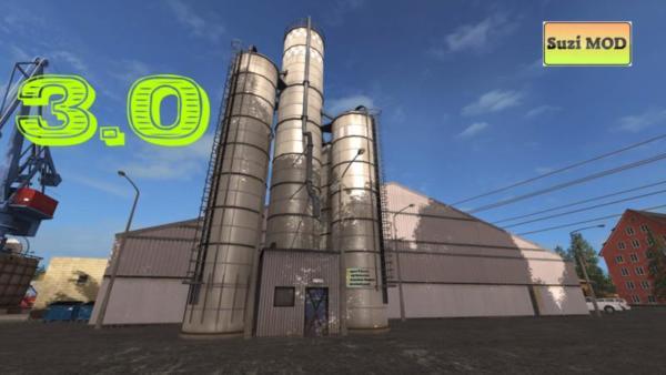 Мод точка покупки культур BUY CEREALS FRUITS VEGETABLES AND FEED V3.0 для Farming Simulator 2015