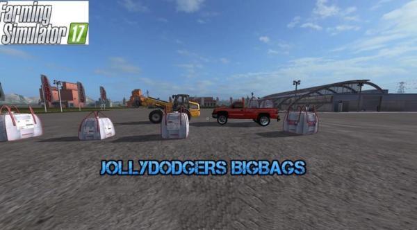 Мод JOLLYDODGERS BIGBAGS V1.0 для Farming Simulator 2015