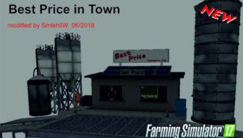 Мод точка продажи BESTPRICE V1.2 для Farming Simulator 2015