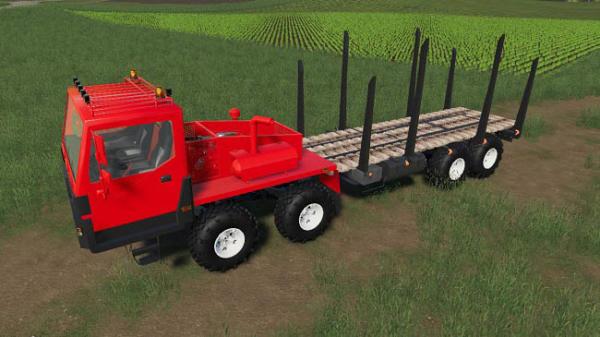Мод Краз Logging 8×8 v1.0 для Farming Simulator 2015