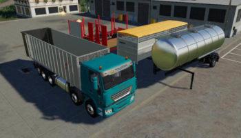 Мод ПАК Clixtar Pack v19.1 для Farming Simulator 2015