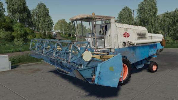Мод ПАК Fortschritt E512 Pack v1.0 для Farming Simulator 2015