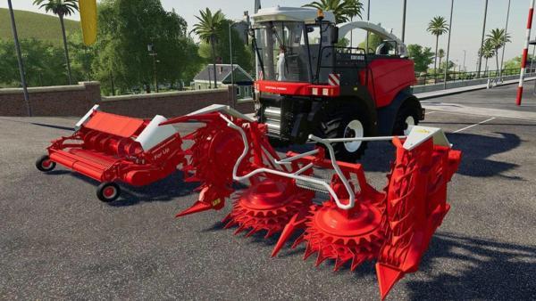 Мод ПАК РОСТСЕЛЬМАШ 1403 PACK V1.0.0.1 для Farming Simulator 2015