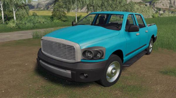 Мод авто Lizard piQup 2005 v2.0.5 для Farming Simulator 2015