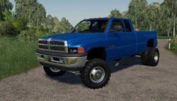 Мод авто Second Gen Dodge pack v1.0 для Farming Simulator 2015