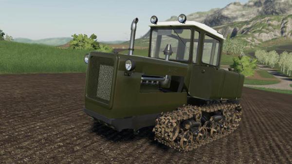 Мод трактор ДТ-75М v1.0 для Farming Simulator 2015