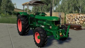 Мод трактор Deutz 9005 v1.1 для Farming Simulator 2015