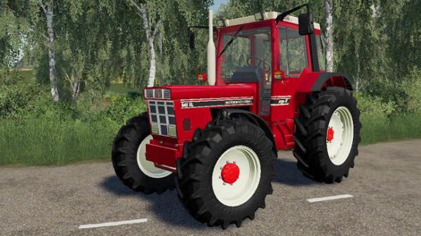 Мод трактор International 845XL v1.0 для Farming Simulator 2015
