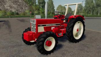 Мод трактор International Harvester 33 series v1.0 для Farming Simulator 2015