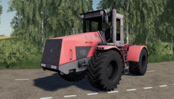 Мод трактор Кировец K-744 P3 v1.0 для Farming Simulator 2015