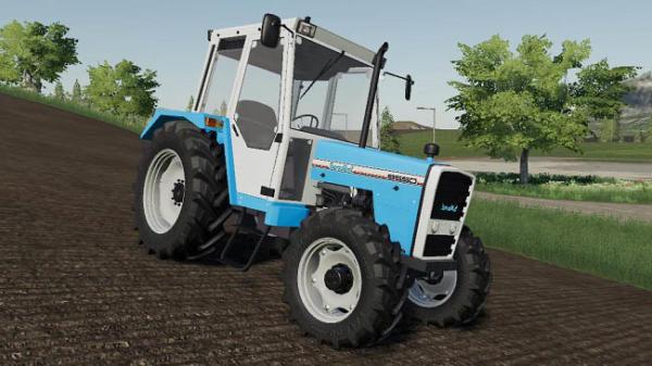 Мод трактор Landini 8550 v1.1 для Farming Simulator 2015