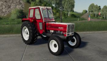 Мод трактор Steyr 760 Plus v1.4 для Farming Simulator 2015
