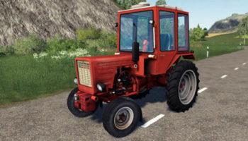 Мод трактор Владимирец T25 v2.0 для Farming Simulator 2015
