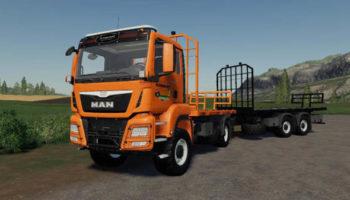 Мод ПАК Friesenjung Transport Pack v1.1.1.0 для Farming Simulator 2015